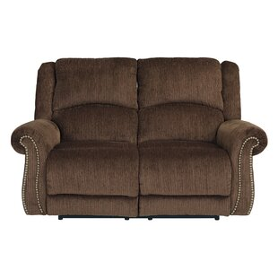 Shop Mcdowell Reclining Loveseat by Red Barrel Studio