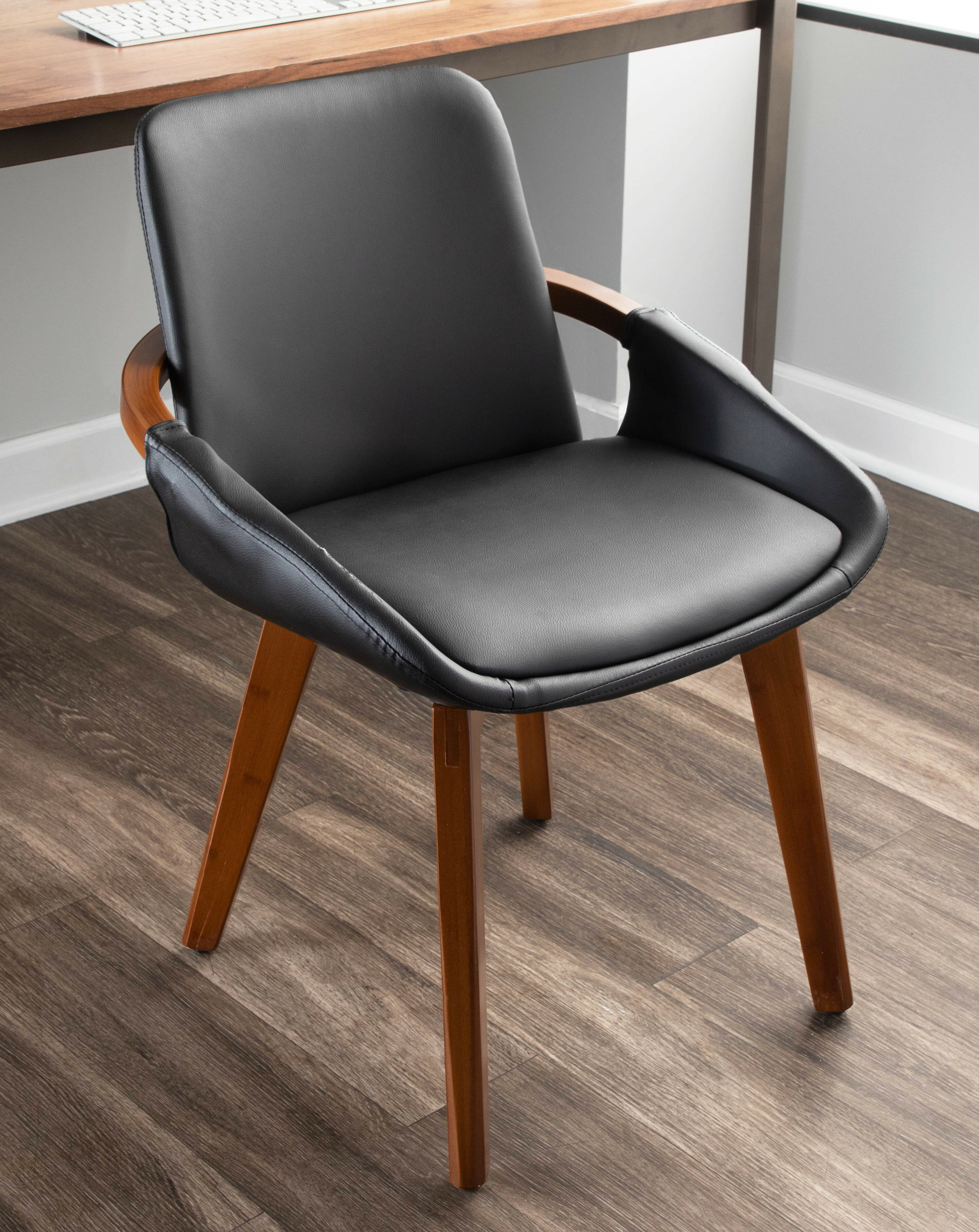 Picture of: Walnut Kitchen Dining Chairs You Ll Love In 2020 Wayfair