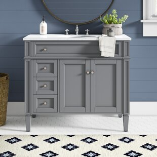 Antionette 40 Single Bathroom Vanity Set by Birch Lane™ Heritage