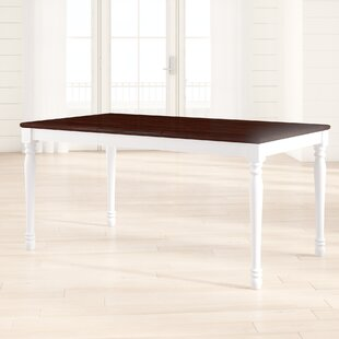 Tanner Extendable Dining Table by Beachcrest Home Reviews