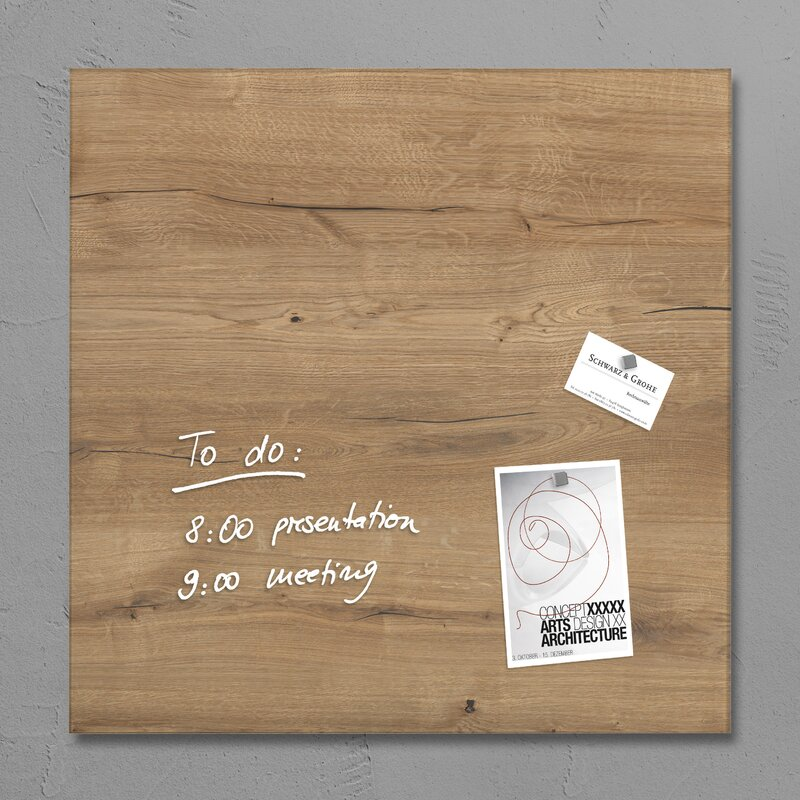 home office magnetic dry erase board
