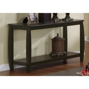 Chappel Console Table by Winston Porter Great price