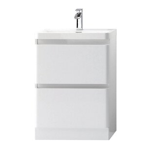 Bridge 600mm Free-standing Single Vanity Unit By Belfry Bathroom
