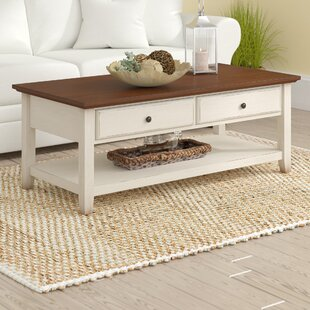 Willow Coffee Table by Bea..