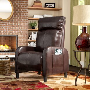 Irwin Manual Recliner by Andover Mills