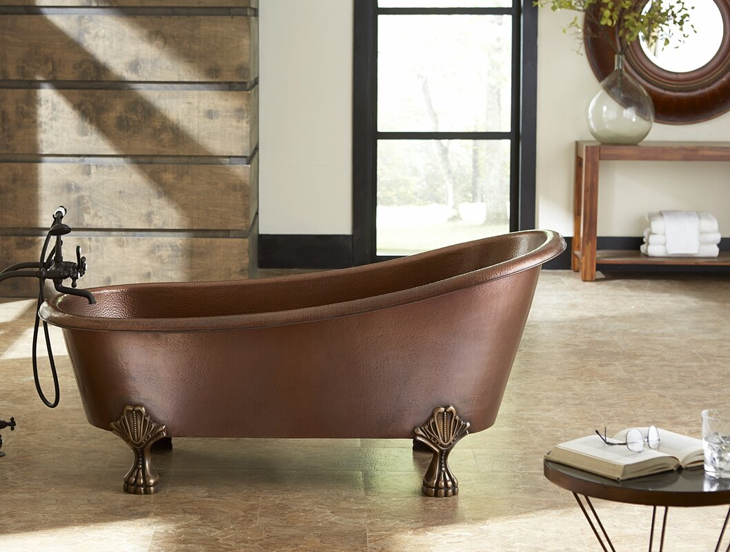 Best Copper Bathtub Reviews: Top Quality Bathing With Style‎