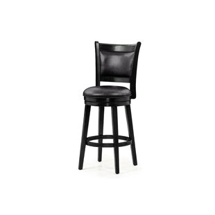 Best Reviews Florencio 30 Swivel Bar Stool by Darby Home Co Reviews (2019) & Buyer's Guide