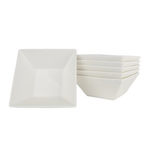 Soho 6 Piece Cereal Bowl Set