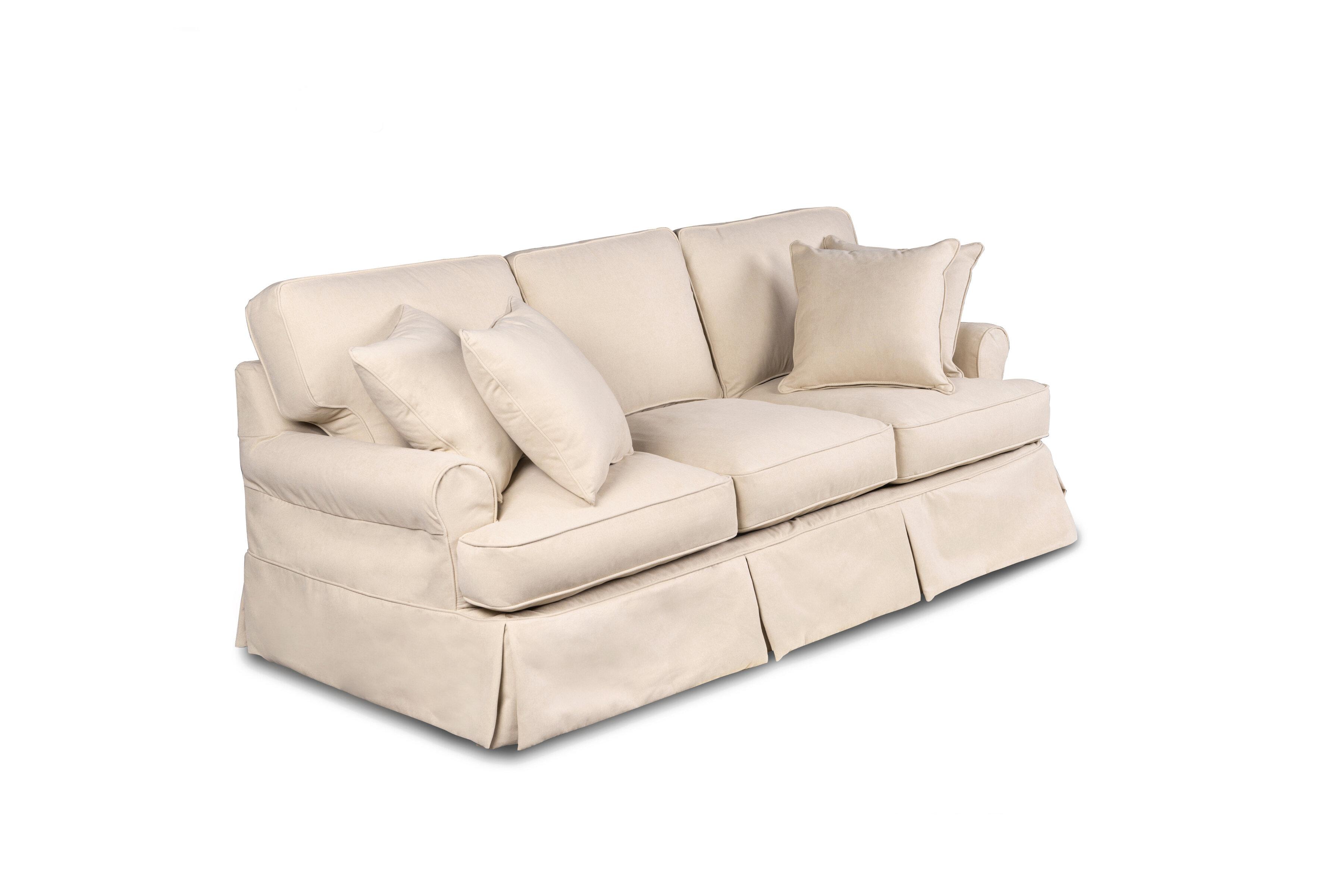 Telluride T Cushion Sofa Slipcover