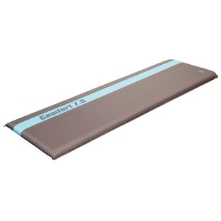 Self Inflating Mat Comfort 7.5cm Air Bed By Symple Stuff
