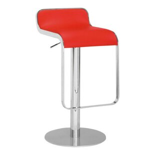 Shila Adjustable Height Bar Stool
