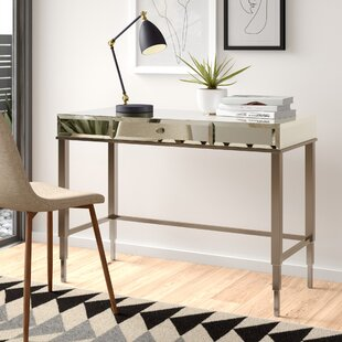 Modern Contemporary Rose Gold Desk Allmodern