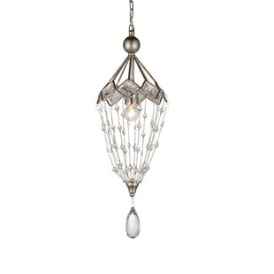 CWI Lighting Pembina 1-Light Novelty Pendant