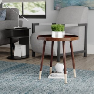 Boerner End Table by Wrought S..