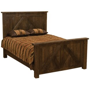 Fireside Lodge Frontier Panel Bed