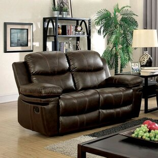Price Check Deckland Reclining Loveseat by Red Barrel Studio Reviews (2019) & Buyer's Guide