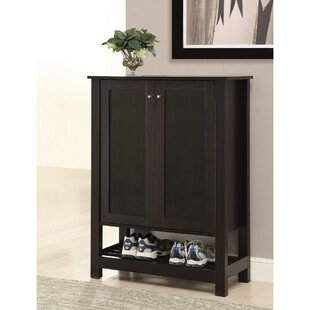 Price comparison Contemporary 8 Pair Shoe Storage Cabinet By Red Barrel Studio