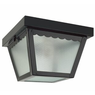 Inexpensive Dey Outdoor Flush Mount By Winston Porter