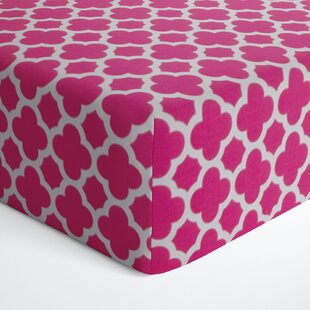 Bull Fitted Crib Sheet