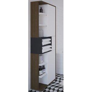 50 cm x 182 cm Wäscheschrank Tarr von Brayden Studio