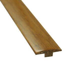 0 56 X 1 89 72 83 Bamboo T Molding By Islander Flooring