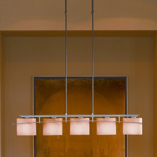 Hubbardton Forge Ellipse 5-Light Kitchen Island Pendant
