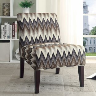 Daluz Slipper Chair by Wrought Studio