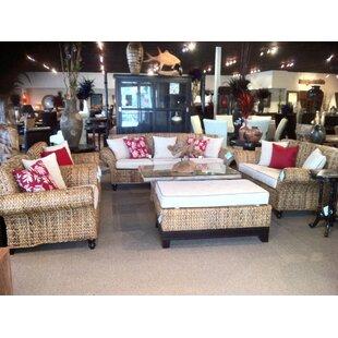 Chic Teak San Jose Configurable Living Room Set