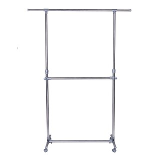 166cm Wide Clothes Rack By Symple Stuff