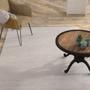 Buying Hugo Hand-Woven Dark Brown/White Area Rug By Williston Forge
