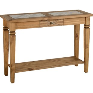 Cockerham Leif Tile Top Console Table By Brambly Cottage
