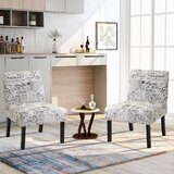 Keefer Parsons Chair (Set of 2) by Ophelia & Co.