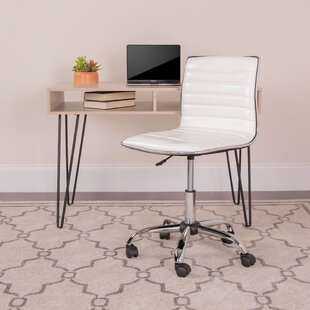 Find a Thomaston Low Back Ribbed Task Chair by Orren Ellis Reviews (2019) & Buyer's Guide