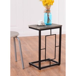 Comparison Hopper End Table (Set of 2) By Wrought Studio