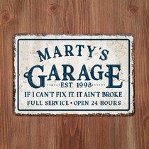 Details about  /Dog Breeds Retro metal Sign vintage pub man cave shed Kitchen 2