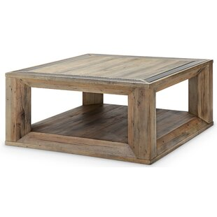 Errol Coffee Table Millwood Pines