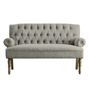 Forest River Tufted Loveseat