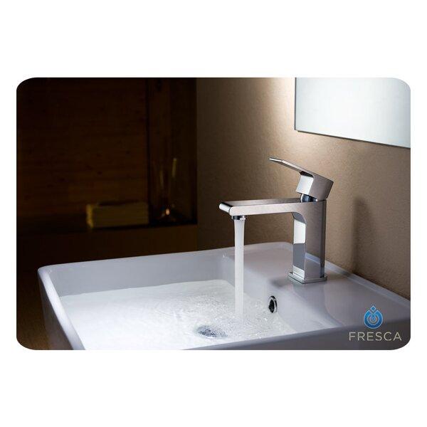 Fresca Allaro Deck Mount Vanity Faucet & Reviews | Wayfair