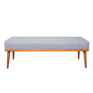 Purchase Trinh Wood Bench By Mistana