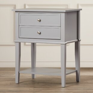 Tall End Side Tables Over 28 In You Ll Love Wayfair
