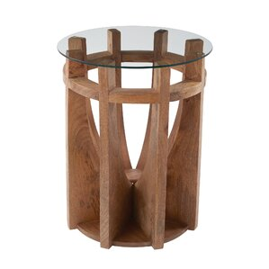 Strayhorn End Table by Brayden Studio