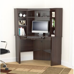 Camilla Computer Desk with Hutch by Ebern Designs