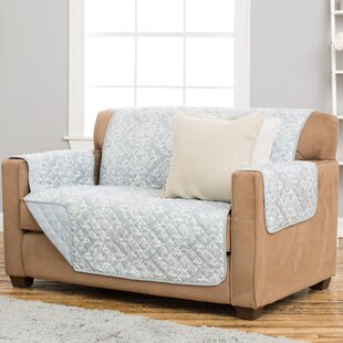 Kingston Box Cushion Loveseat Slipcover