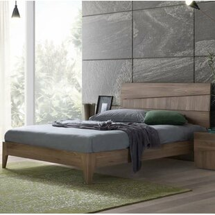 Shaun Panel Bed by George Oliver