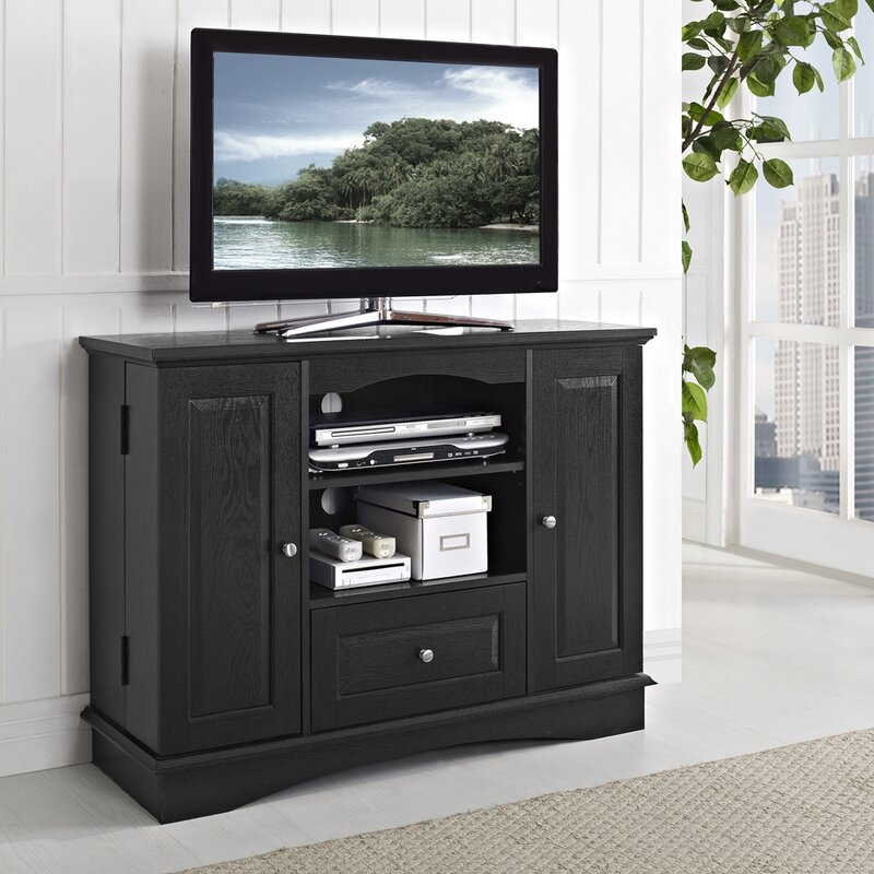 "Charlton Home Phillipston TV Stand for TVs up to 48"" & Reviews"