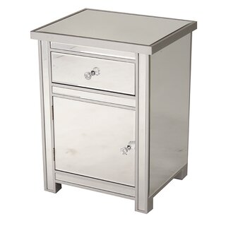 Annetta 1 Drawer Accent Cabinet by House of Hampton SKU:AA670614 Price Compare