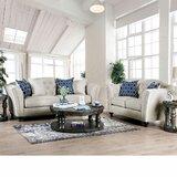 Urbina 2 Piece Living Room Set by Charlton Home®