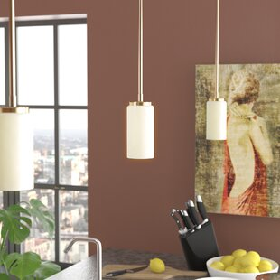 Wade Logan Haworth 1-Light Cylinder Pendant