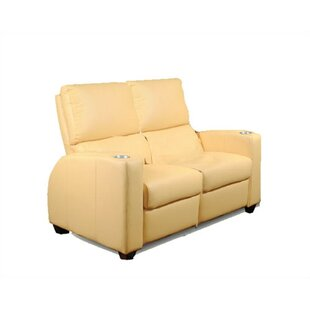 Bass Deco Penthouse Home Theater Loveseat