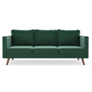 Coutu Mod Velvet Sofa